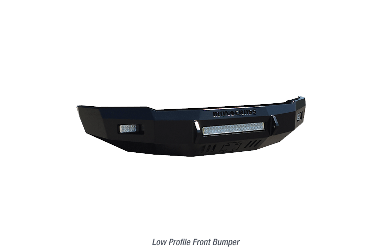 Low Profile Front Bumper
