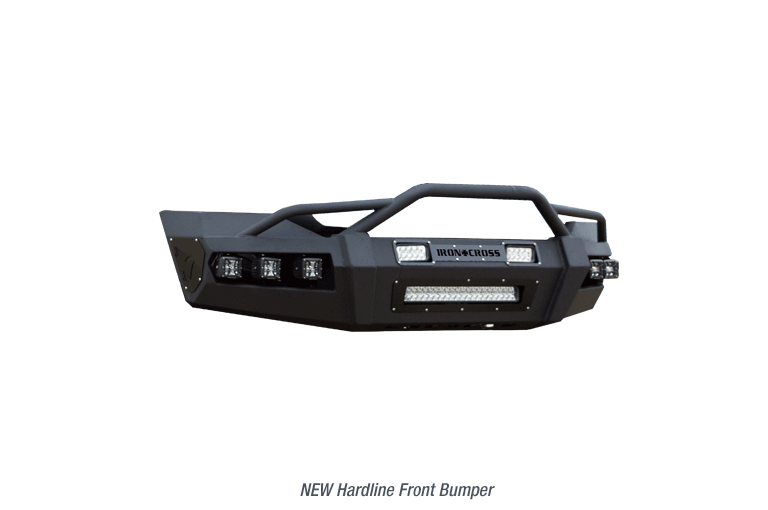 The NEW Hardline Front Bumper