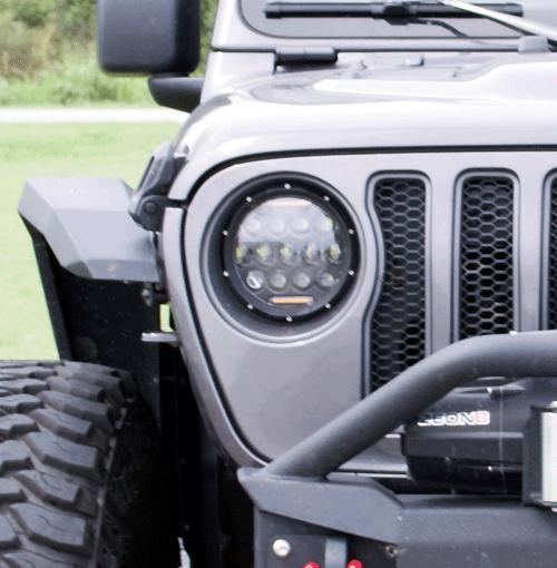 JL Head Lights