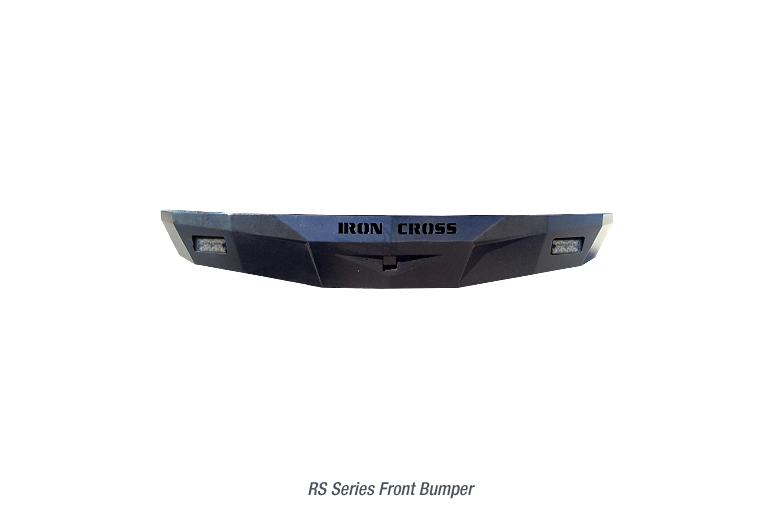 RS Series Front Bumper