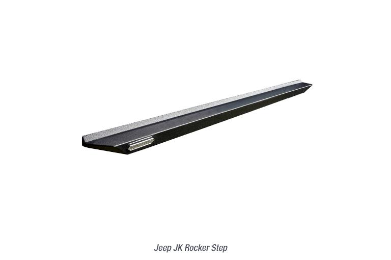Rocker Steps for Jeep Wrangler JK