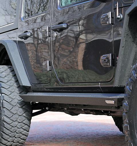 Rocker Steps for Jeep Wrangler JL