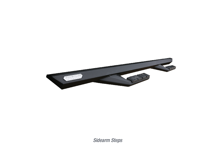 Sidearm Steps for Jeep Wrangler JL